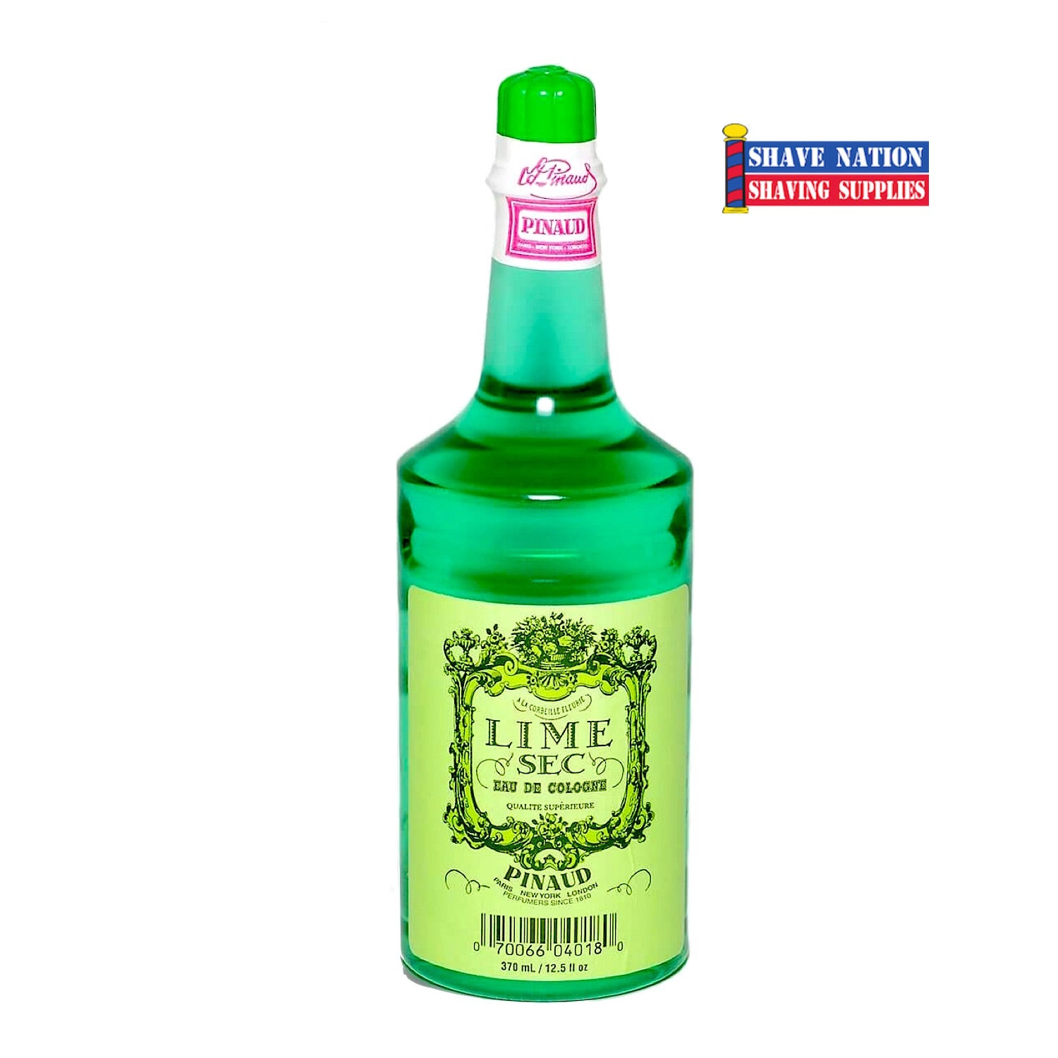 Pinaud Lime Sec Eau De Cologne Aftershave 12.5oz