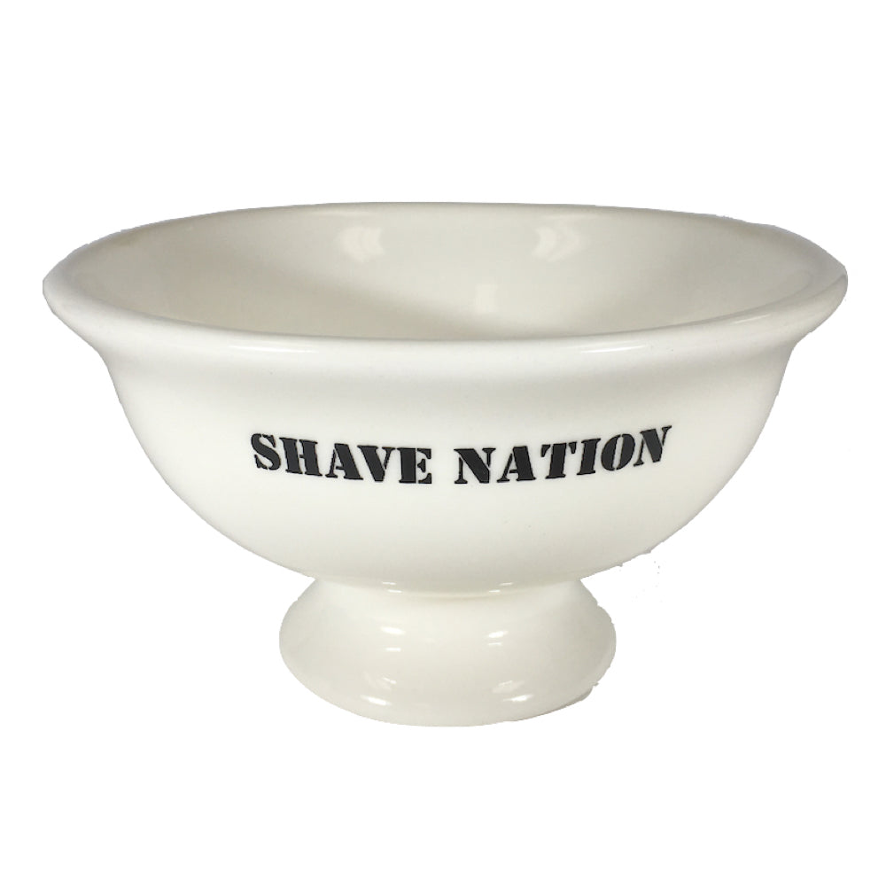 Shave Nation Lather Bowl Various Colors-S&D