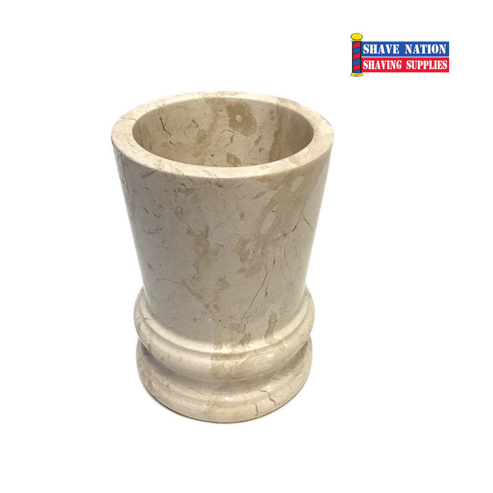 Champagne Marble Brush Soaking Cup (523)