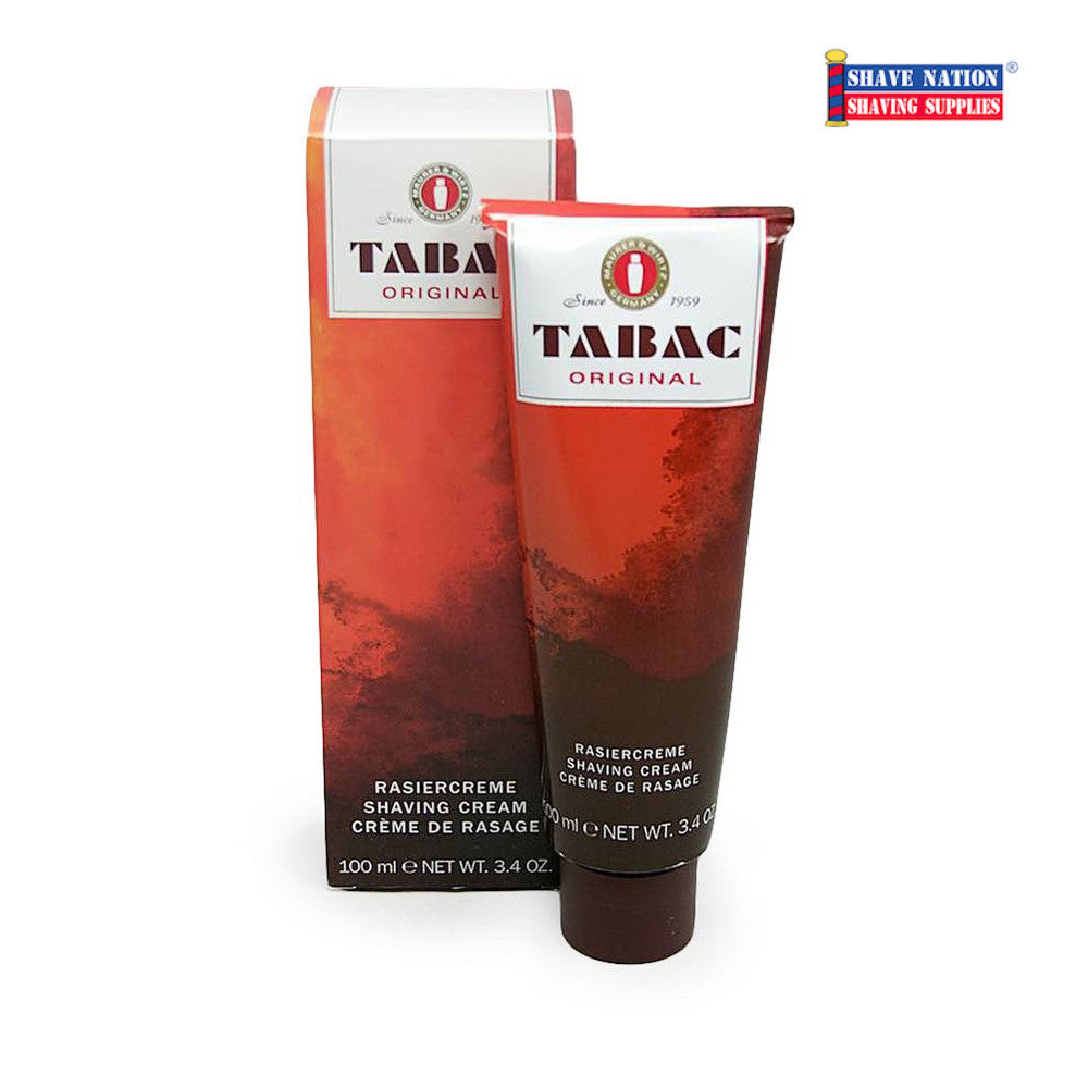 Tabac Shaving Cream in Tube