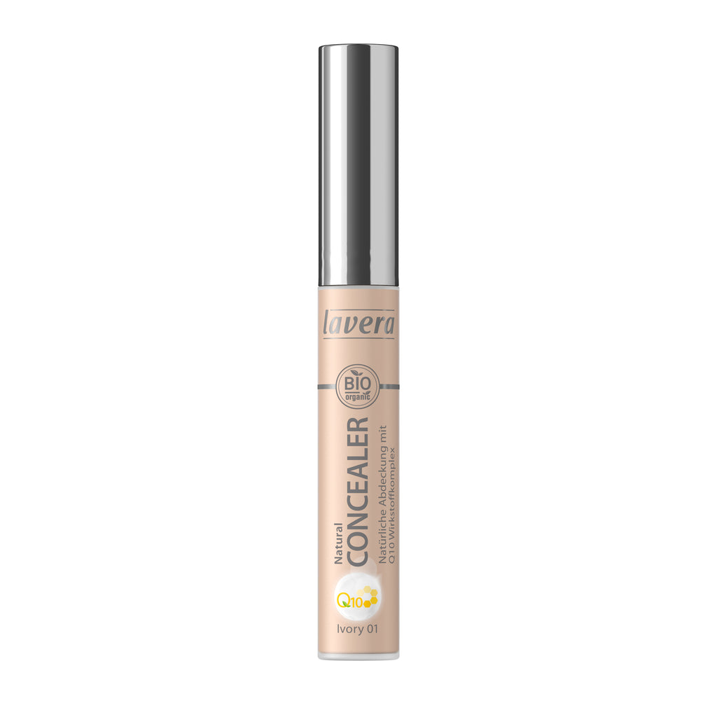 Lavera Natural Concealer With Q10 -Ivory 01