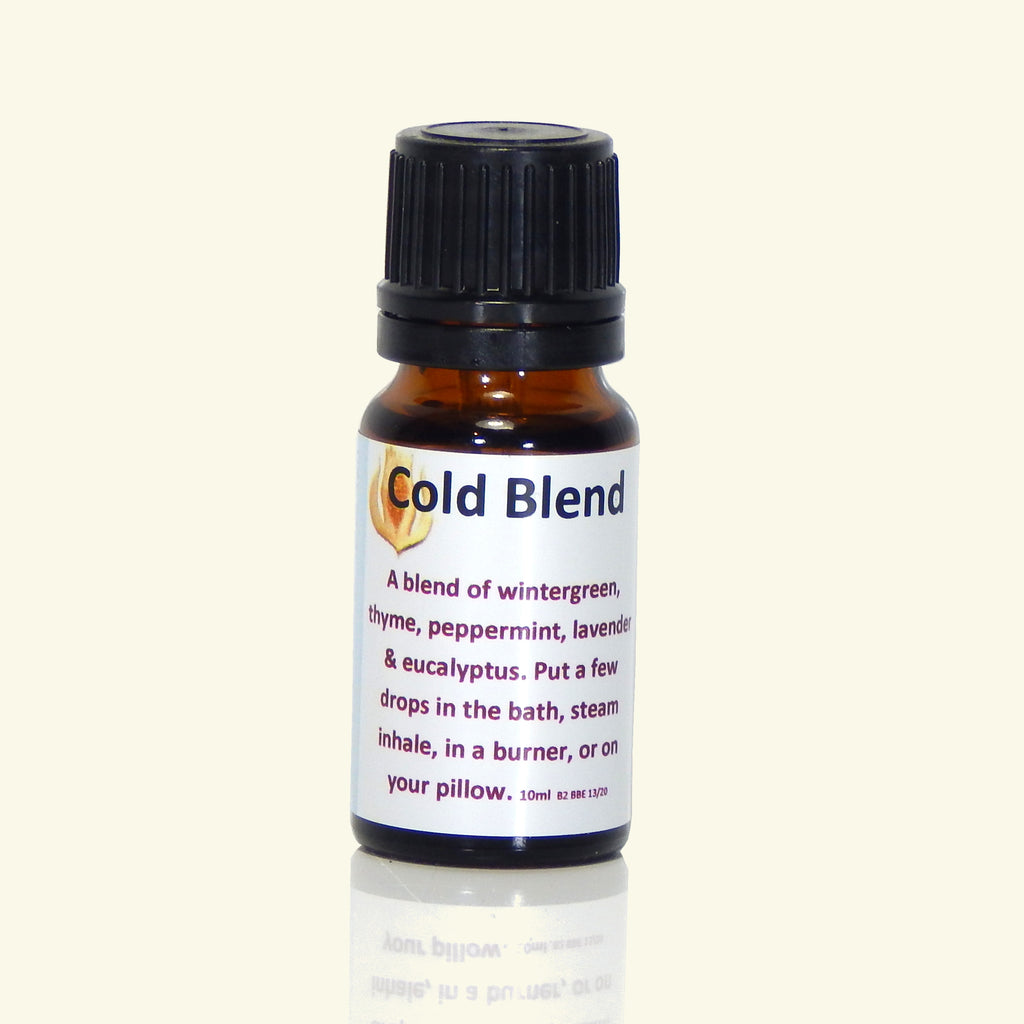 Cold Blend Essential Oils
