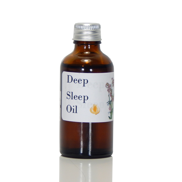 DEEP SLEEP MASSAGE OIL