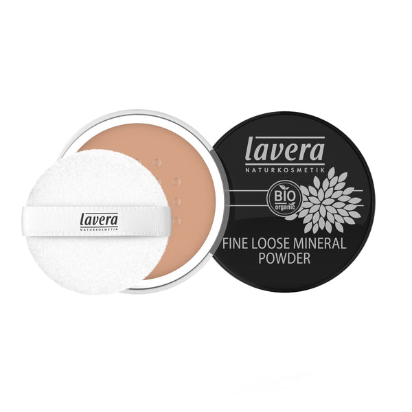 Lavera Fine Loose Minerral Powder -Almond 05
