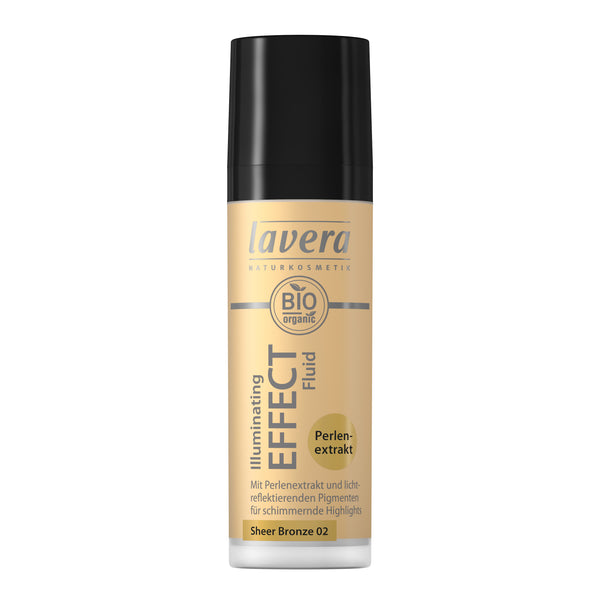 Lavera Illuminting Effect Fluid -Sheer Bronze 02
