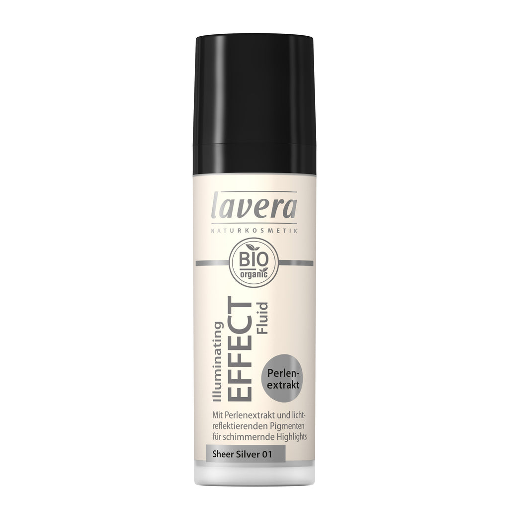 Lavera Illuminting Effect Fluid -Sheer Silver 01