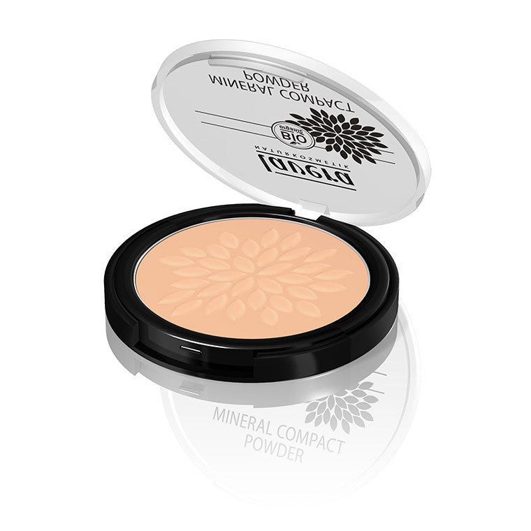 Lavera Mineral Compact Powder -Honey 03