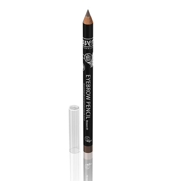 Lavera Eyebrow Pencil-Brown 01