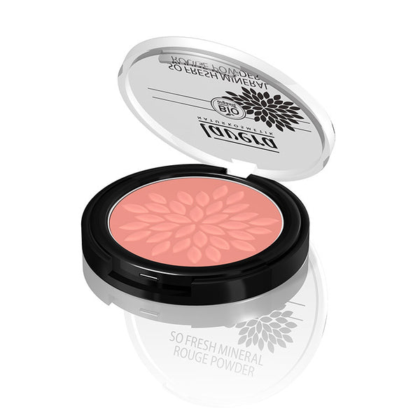 Lavera so Fresh Mineral Rouge Powder -Charming Rose 01