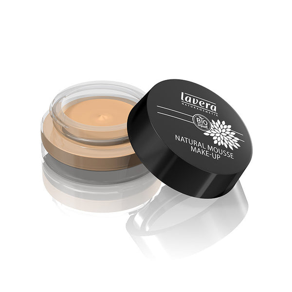 Lavera Natural Mousse Make Up-Honey 03