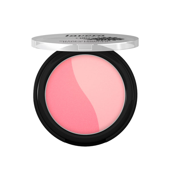 Lavera so Fresh Mineral Rouge Powder -Columbine Pink 07