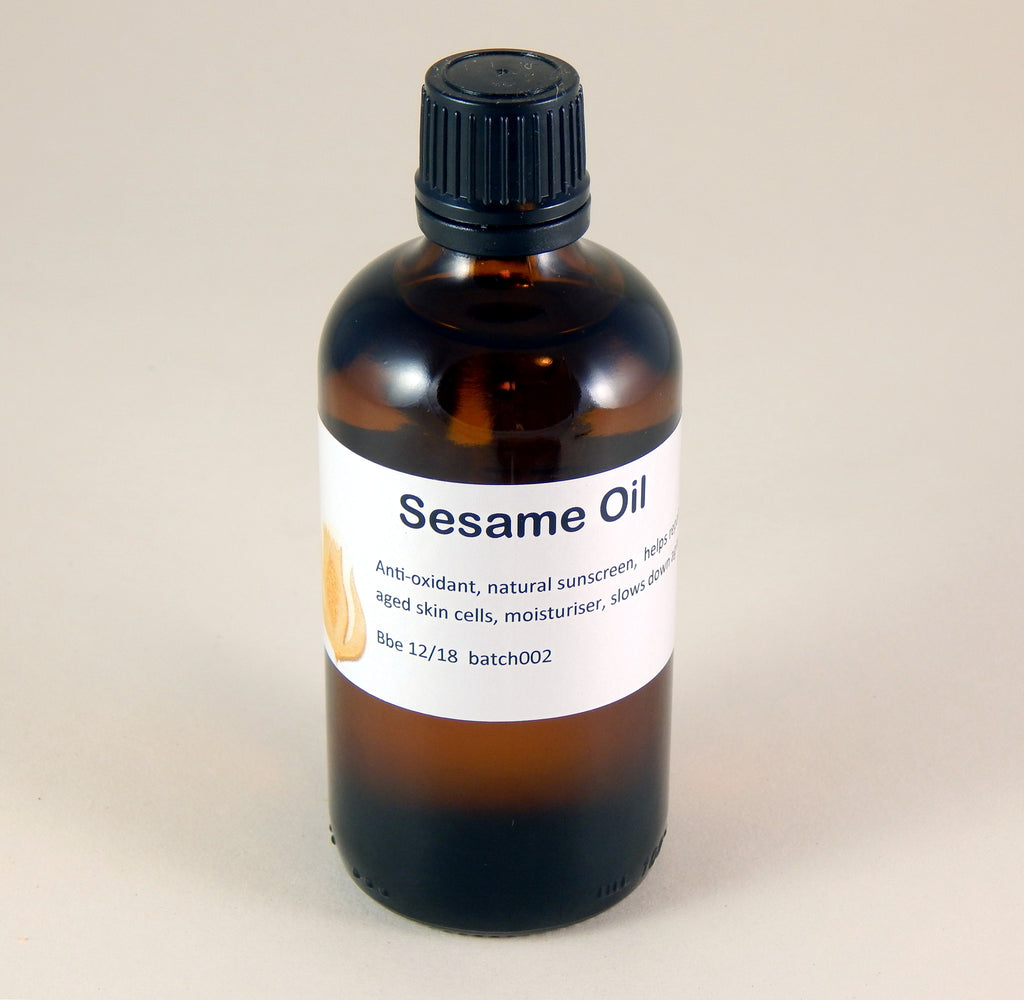 Virgin Organic Sesame Oil