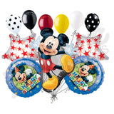 Disney Mickey Mouse Happy Birthday Balloon Bouquet