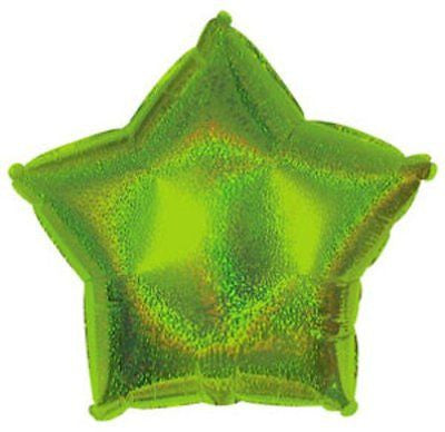 Dazzeloon Lime Star Decorator Balloon