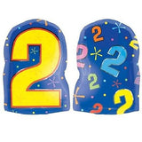 Colorful Junior Number Balloon