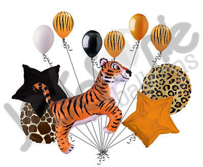 Tiger Animal Balloon Bouquet