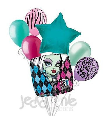 Monster High Frankie Stein Balloon Bouquet