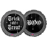 Trick or Treat Webs Halloween Balloon Bouquet