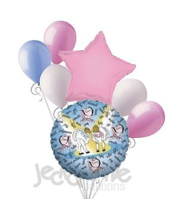 Little Ballerina Dancers Balloon Bouquet