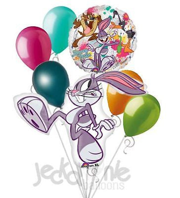 Looney Tunes Bugs Bunny Balloon Bouquet