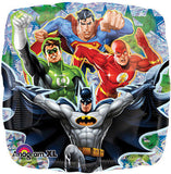 Justice League Happy Birthday Balloon Bouquet
