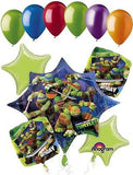 Teenage Mutant Ninja Turtle Happy Birthday Balloon Bouquet