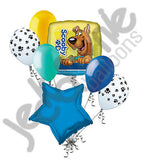 Scooby Doo Portrait Balloon Bouquet