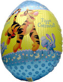 Disney Tigger Cottontail Easter Egg Balloon Bouquet