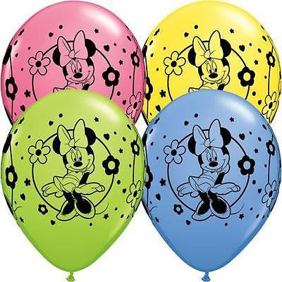 Disney Minnie Mouse Latex Balloons