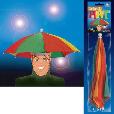 Umbrella Hat Novetly Gift