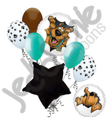 Scooby Doo Heads & Tails Balloon Bouquet