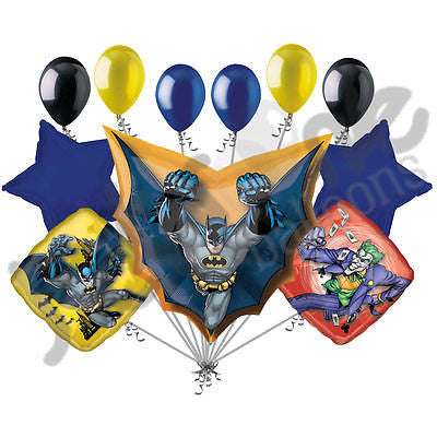 Batman in Flight Balloon Bouquet