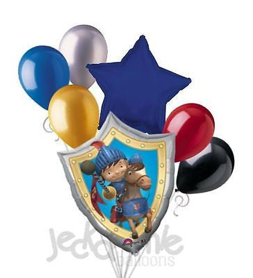 Mike the Knight Balloon Bouquet