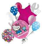 Hello Kitty & Friends Character Balloon Bouquet