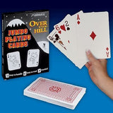Empire Jumbo Playing Cards Novelty Gag Gift -- Over the Hill