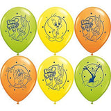 Looney Tunes Characters Latex Balloons