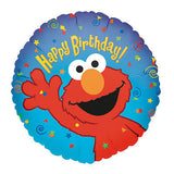 Elmo Sesame Street Happy Birthday Balloon Bouquet