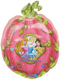 Disney Princess Happy Halloween Pumpkin Balloon Bouquet