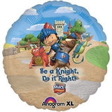 Mike the Knight Do it Right Balloon Bouquet