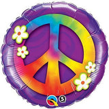 Peace & Love Balloon Bouquet