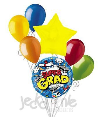 Super Grad Balloon Bouquet