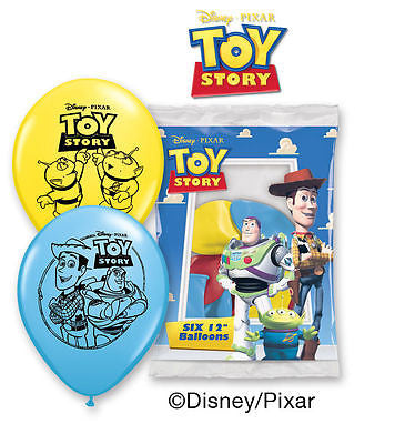 Disney Toy Story Latex Balloons