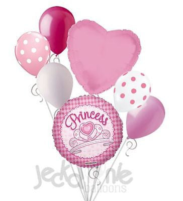 Princess Tiara Balloon Bouquet