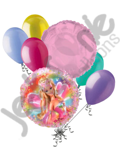 Barbie Fairytopia Balloon Bouquet