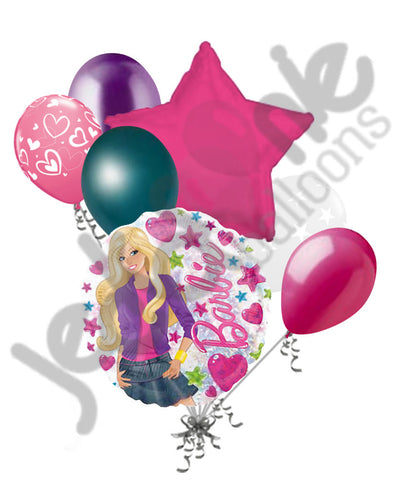 Barbie Fashion Balloon Bouquet
