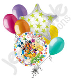 Disney Mickey & Friends Happy Birthday Balloon Bouquet
