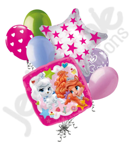 Disney Palace Pets Balloon Bouquet