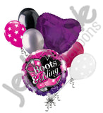 Boots & Bling Cowgirl Balloon Bouquet