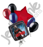Ant-Man Super Hero Balloon Bouquet