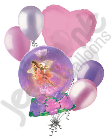 Barbie Fairytopia Jumbo Balloon Bouquet